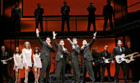 Press: As Chicago Hit Ends its Run, One Voice Has Been There for Duration